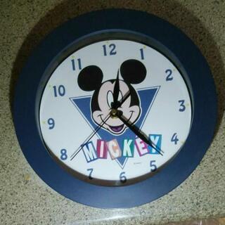 ディズニーの掛け時計の画像
