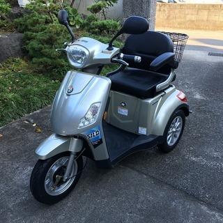 電動3輪バイク SILD 20km/hでます 航続距離40km ...