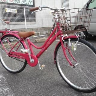 中古子供自転車680 前後タイヤ交換❗ 子供自転車 24インチ ...