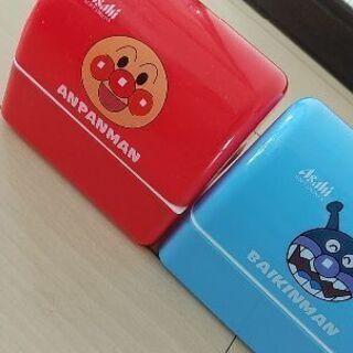 アンパンマン/バイキンマン  お弁当箱