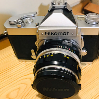 Nikon ニコン Nikomat 二コマート ‼️一眼レフカメ...
