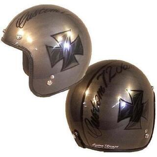 CUSTOM 72 JAM JET ジェットヘルメット