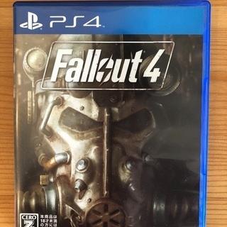 PS4 フォールアウト4