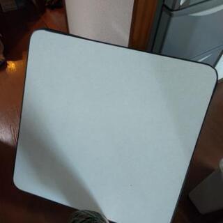 【本日引取限定】座卓 正方形【ジャンク】
