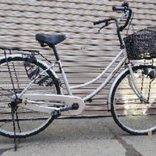 中古自転車 3 シルバー