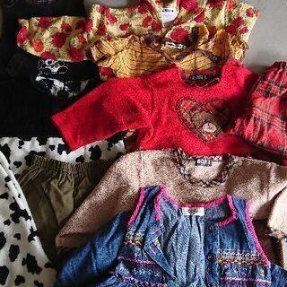 ベビー服 キッズ服 女の子 80サイズ~100サイズ 大量 セット