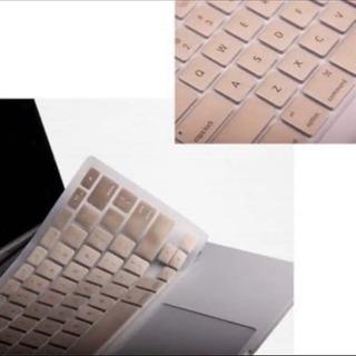 macbook 11インチ 新品 x2 キーボードシリコーンカバー