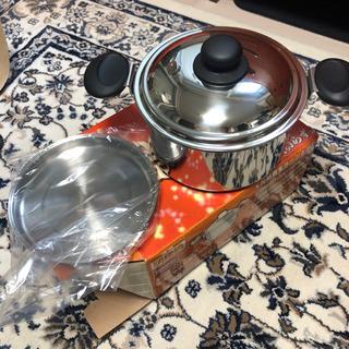 期間限定!未使用 調理鍋