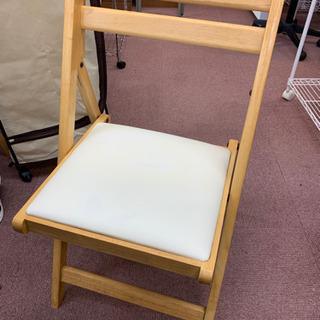 ☆折りたたみ椅子