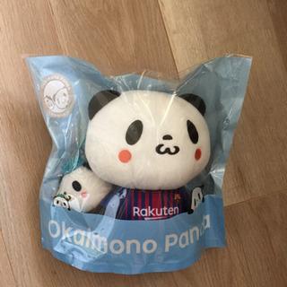 【新品、未開封】rakutenパンダ ぬいぐるみ