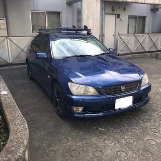 トヨタ アルテッツァ RS200 Zエディション 5AT
