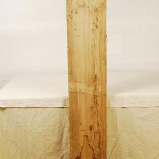 0773 楢 ナラ材 一枚板 無垢 長さ160.3cm 幅27....