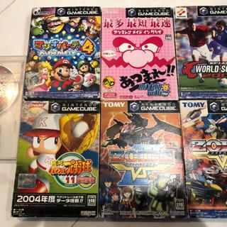 任天堂 ゲームキューブ カセット