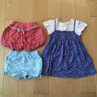 女の子 服 80〜90センチ