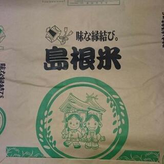 きぬむすめ 令和元年安来産 玄米30㌔
