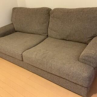 大塚家具で購入のソファ
