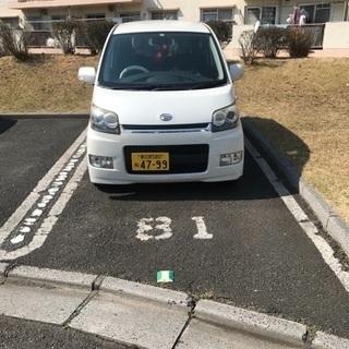 ダイハツ ムーブ カスタム 格安車検あり!