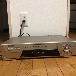 三菱ビデオカセットレコーダー