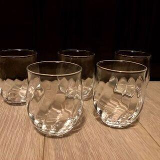 グラス(ガラスコップ)6個セット