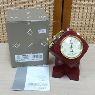 未使用保管品 エンペックス 気象計 トリオ気象計 BM-633...