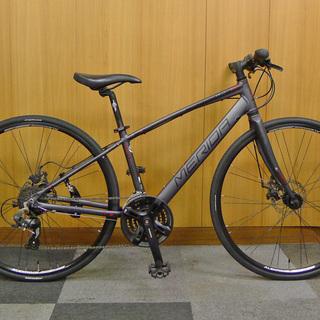 【値引不可】中古クロスバイク MERIDA CROSSWAY B...