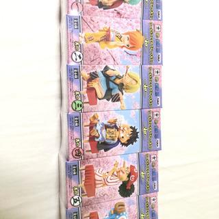 ワンピースフィギュア全6種
