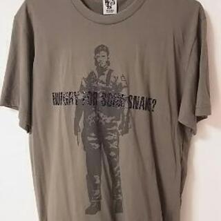 ユニクロ 半袖Tシャツ メタルギア M