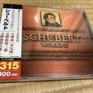 新品 シューベルト CD