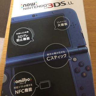 New ニンテンドー3DSLL