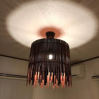 アジアンテイスト IKEA 照明 電球付き
