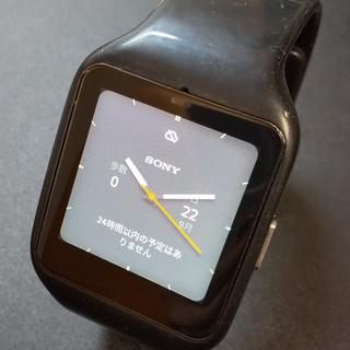 【取引終了】SONY製スマートウォッチ Smart Watch ...