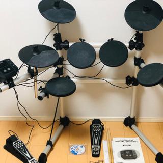 🎉取引済🎉電子ドラム一式 動作確認済 美品