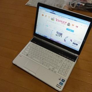 【値下げ】SSD交換も可!ハイスペックノートPC! Core i...