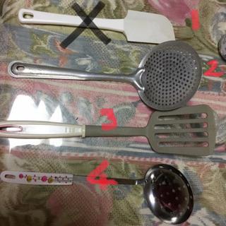 台所用品 色々1点50円