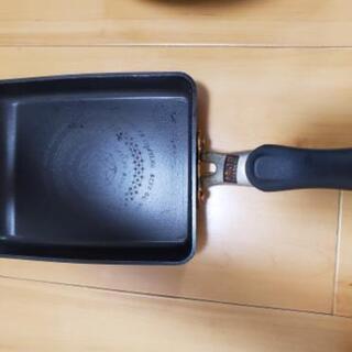 卵焼きフライパン