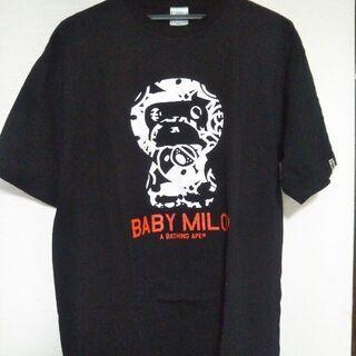 【新品】Tシャツ baby milo Lサイズ