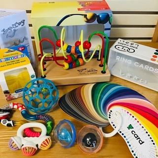 0〜1歳向け 知育玩具 ボーネルンド ダッドウェイ 定価一万円相当