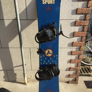 ビンテージ スノーボード板 ジャンク品