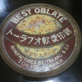 オブラート缶