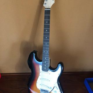 エレキギター、アンプ、教本セット