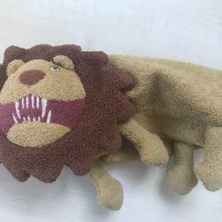 ライオンのペンケース