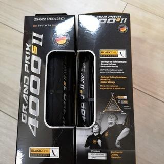値引き!!新品 タイヤ 2本セット コンチ4000S2  …