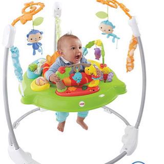 ★値下げ★ジャンパルー(赤ちゃん乗り物)の画像