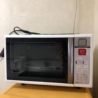 電子レンジ・トースター・オーブン付き