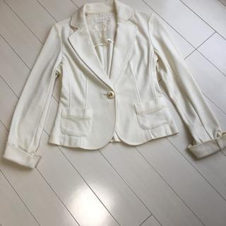 【無料】 Feroux 白ジャケット