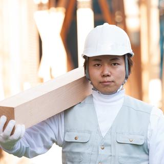 """4時間で日給6000円(平均2時間!)/ 木材などを""""運ぶ""""だ..."""