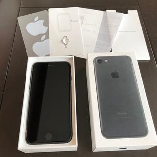 iPhone7 128GB 本体