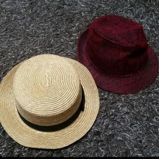 帽子 セット
