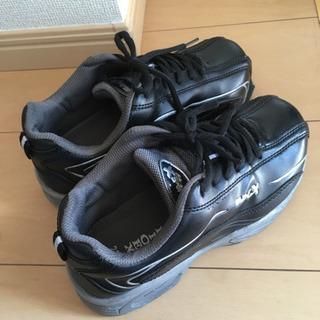 安全靴美品