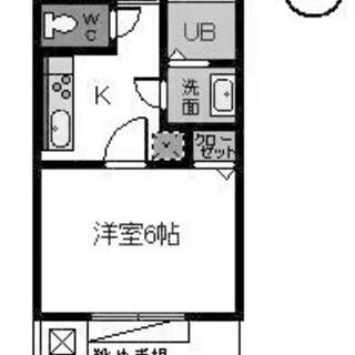 キャンペーン!!フリーレント1ヶ月!!敷金・礼金0円!!